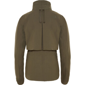 The North Face Sightseer Jacket Dame new taupe green
